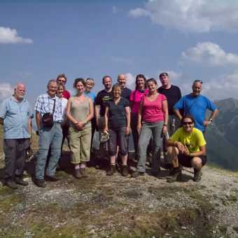 Group at Lukomir