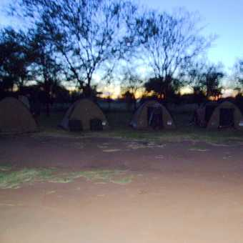 Wild Camp - Nite of no sleep