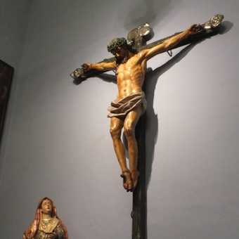 Inside La Catedral Lima