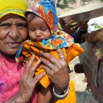 Grandmother of Rajasthan