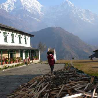 Ghandruk and Annapurna