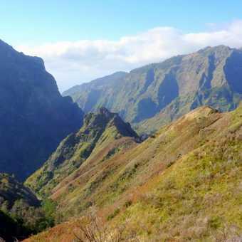 Ridge  Walk to Corticeiras