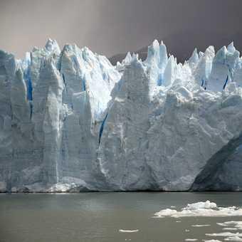 Perito Moreno close-up
