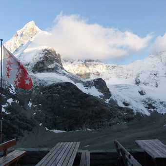 Matterhorn from the Schonbeilhutte