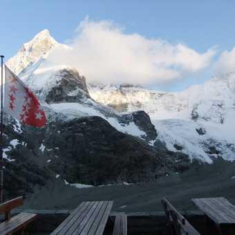 Matterhorn from the Schonbeilhutte