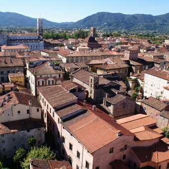 Village walk from Braccicorti