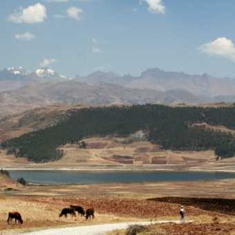 Peruvian scenery