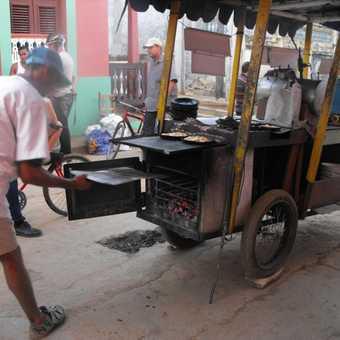 Pizza maker, Baracoa