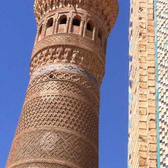 Kalon Minaret, Bukhara