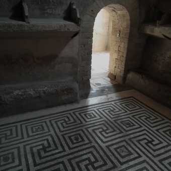 Roman Changing Rooms, Herculaeum