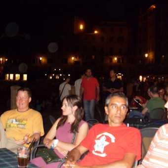 cocktails in Siena