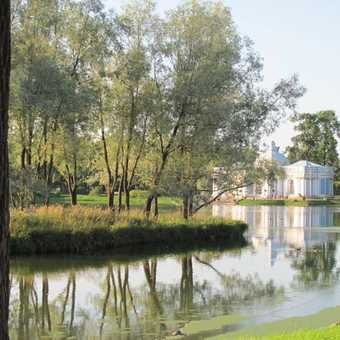 Catherine the Great's Summer Palace Grounds, Pushkin