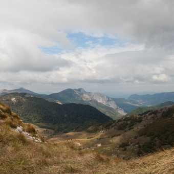 View Sutjeska National Park