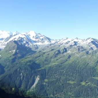 Great view of Grand Combin