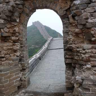 First peek of Great Wall