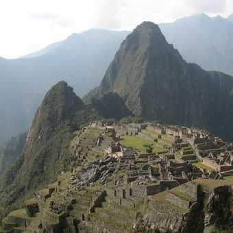 Machu Pichhu, obviously