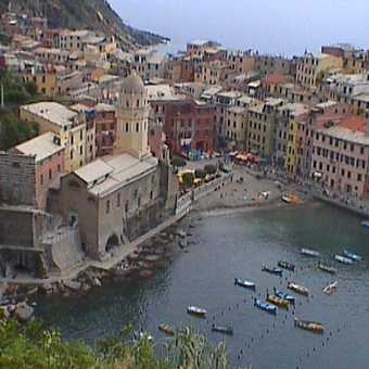A free day of leisure! Cinque Terra.
