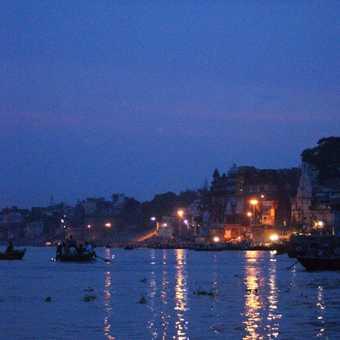 Evening Prayers Varanassi