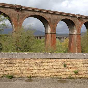 Bridge from a Bridge through a Bridge