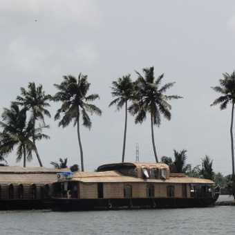 Rice Barge