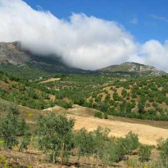 The Penon above the Cortijo