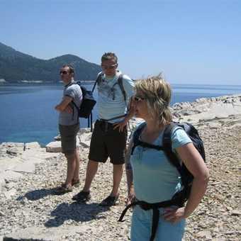 More at Mljet paradise isle