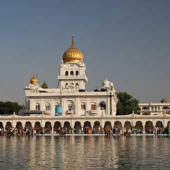 Delhi - Sikh Temple