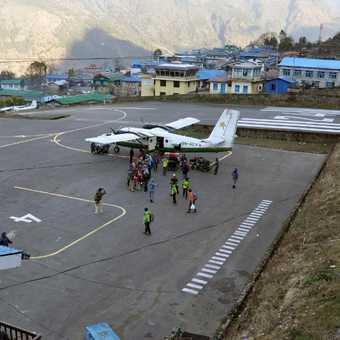 LUA Lukla airport