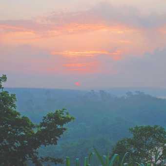 Dawn at Jinja