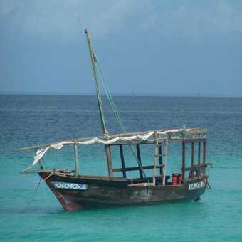 The colours of Zanzibar