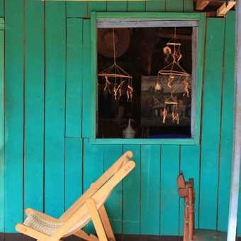 craft shop in Rwanda
