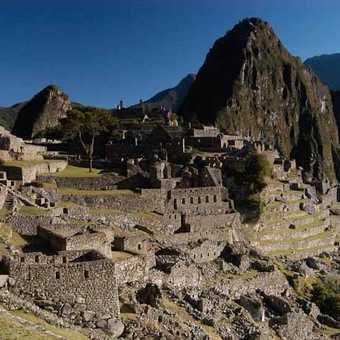 Machu Picchu dawn
