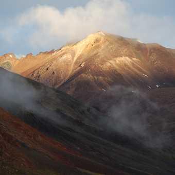Gorge below camp