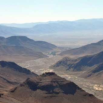 The Sahara desert!