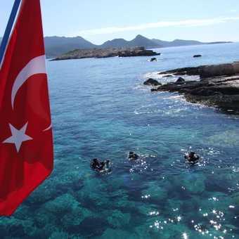 Kas - The diving paradise
