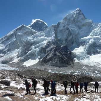 Ascending Kala Pathar