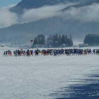 Start of 30K Marathon
