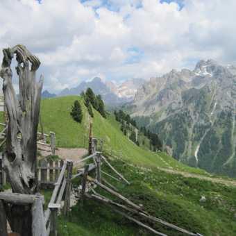 Rifugio Vallaccia 2275 m