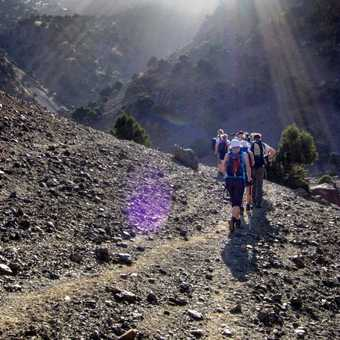 Day two - more ascents ahead!