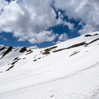 Panoramic view from Grand Col Ferret