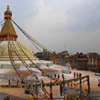 Boudhanath Stupa Kathmandu