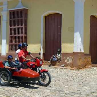 A Trinidad street