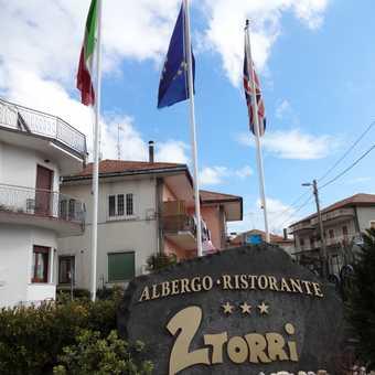 Hotel Le Due Torri - Entrance