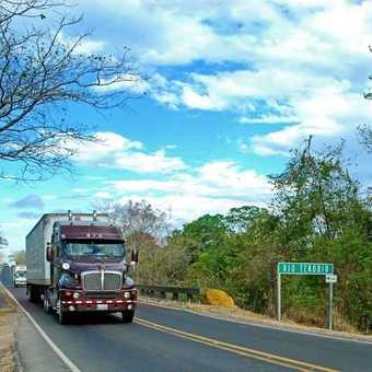 The Pan American Highway