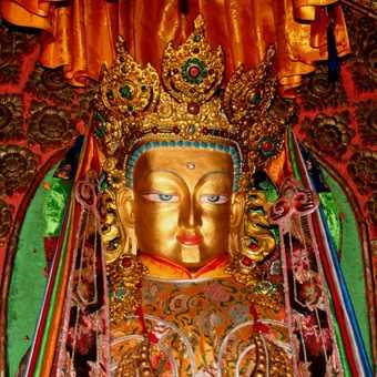 Lakhang Monastery Tibet