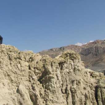 Views over La Paz