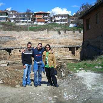 Ohrid - Coliseum