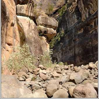 The Tugala Gorge, Drakensberg Mountains