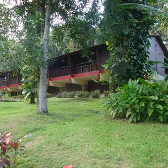 OUR HOTEL IN THE SIERRA MAESTRA