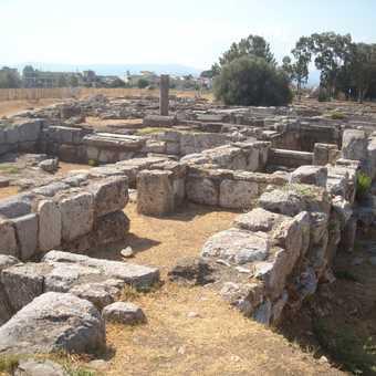 Ruins of Eritreia